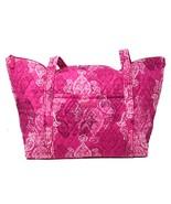 Vera Bradley Miller Carryon Travel Bag Luggage in Stamped Paisley - NWT  - $64.95