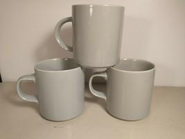 !L@@K EUC DANSK INTERNATIONAL MUG-GREY-COFFEE MUG-10oz-JAPAN - $14.97