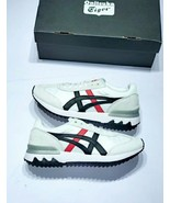 Onitsuka Tiger Mens Casual White/Black/Red Shoe - $270.00