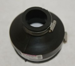 Fernco P1056415 Four By One And Half Inch Flexible Coupling image 2