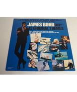 James Bond Greatest Hits 1983 ORIGINAL Vintage Vinyl LP Record Album - $18.49