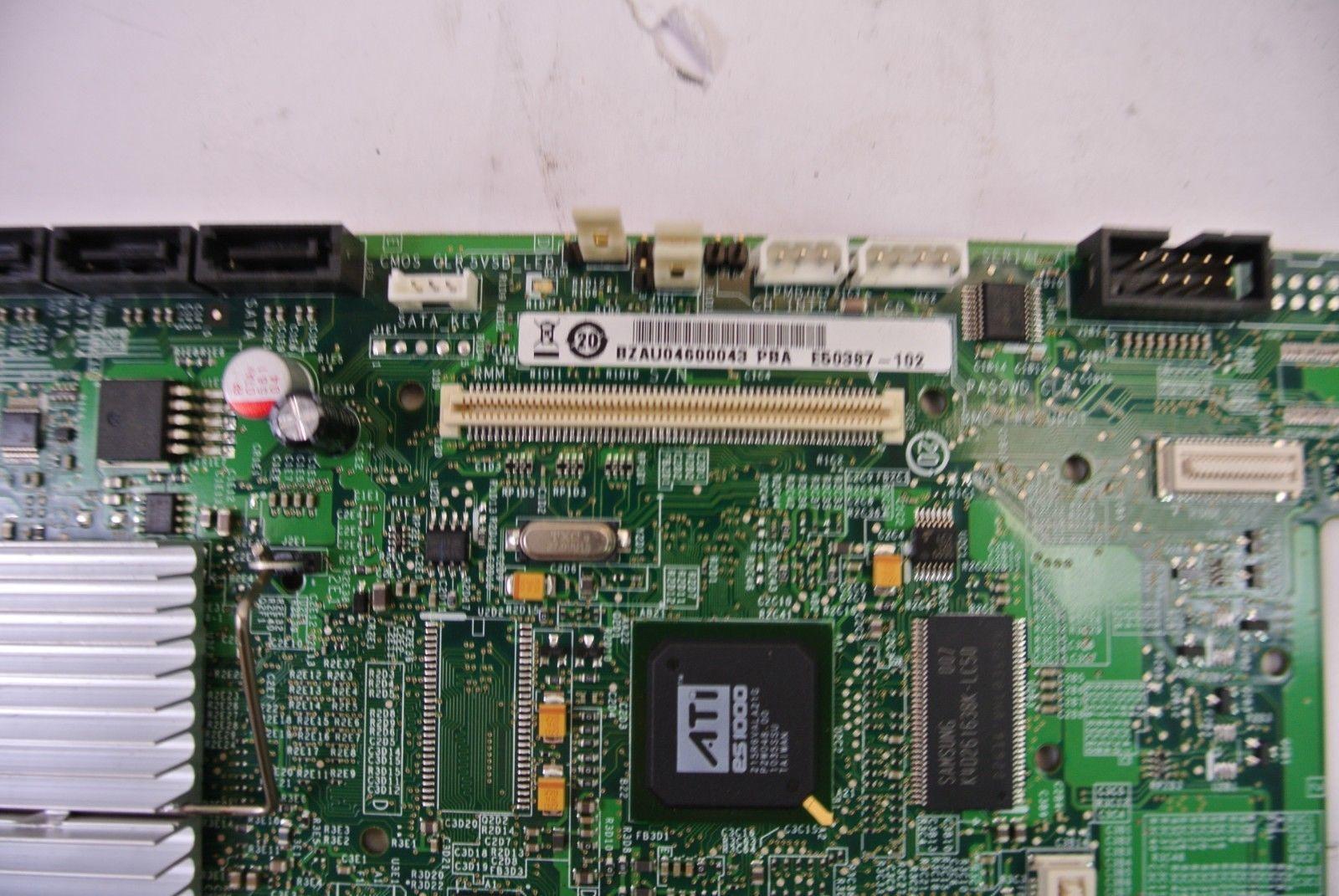 Intel S5000XALR Server Board S5000XALR