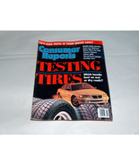 Consumer Reports Buyers Guide February 1993 Test Car Vehicle Tires Wet D... - $9.08