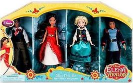 "Disney Elena of Avalor Elena of Avalor Exclusive 5"" Mini Doll 4-Pack Set - $19.99"