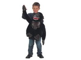 Wrap N Ride Plush Gorilla Child's Halloween Costume Ape Wearable Puppet ... - $18.86