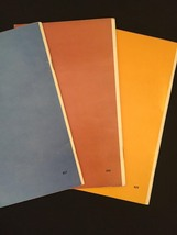 "Vintage 1973 Set of 3 ""Monster"" books from Bowmar image 11"