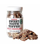 Dave's Sweet Tooth Toffee, Milk Chocolate Flavor with Real Butter, Real ... - $77.20