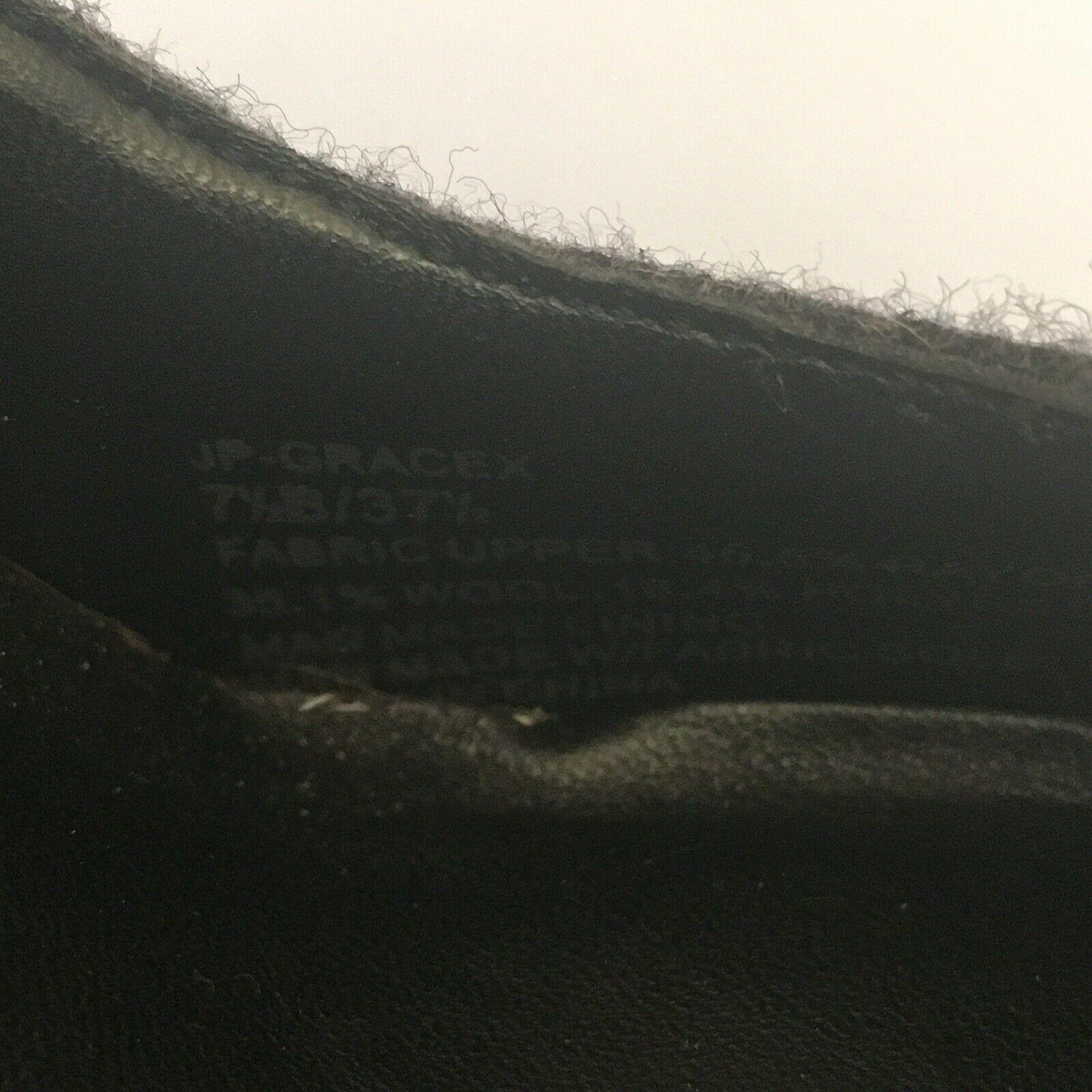 Jessica Simpson Gracex Gray Wool Round Toe Platform Pumps Heels Size 7.5 M  image 9