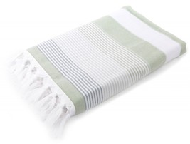 Turkish Peshtemal Towels, Terry Towel Terry & Peshtemal, Fouta Towel #7 - $9.89