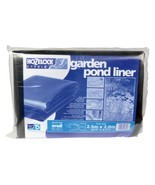 Hozelock Black PVC 20Mil Thick PVC Pond Liner, Cut To Size with Instruct... - $39.55+