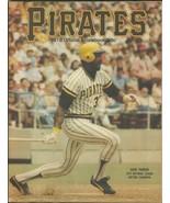 VINTAGE 1978 Chicago Cubs @ Pittsburgh Pirates Scorebook Scored Willie S... - $14.84