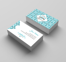 100 Initial Outfitters Business Card - 1 - $34.90