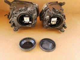 09-11 Volkswagen VW Tiguan Headlight Xenon HID AFS Set L&R image 12