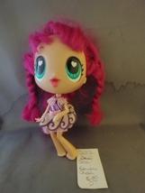 """Kawaii Crush Doll 2012 Spin Master SML Heart Eyes Pink Hair 8"""" Doll - $5.00"""