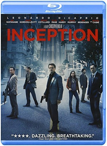 Inception (Blu-ray) [Blu-ray] [2010]