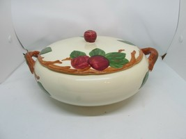 FRANCISCAN Apple Round Covered Vegetable Bowl w/Lid American Backstamp EUC - $64.95