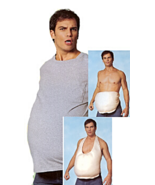Santa Tummy Stuffing Santa Tummy Pillow Beer Belly or Pregnant Fat Tummy - $24.99