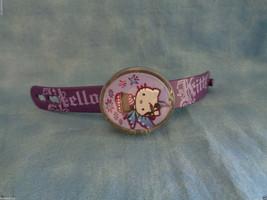 McDonald's 2008 Sanrio Hello Kitty Purple Fairy Watch Happy Meal Toy - $1.86