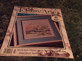 Leisure Arts the Magazine August 1991 Just for Ewe - $2.69