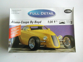 Factory Sealed Full Detail Aluma-Coupe by Boyd by Testors #5302 1:24 - $23.75