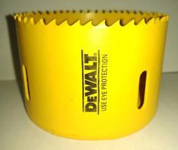 """Dewalt DW1854  3-1/8"""" Hole Saw - $4.95"""