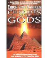 Chariots of the Gods: Unsolved Mysteries of the Past by Erich von Dniken - $12.67