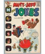 Mutt and Jeff New Jokes 2 Jan 1964 VF (8.0) - $22.53