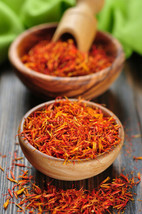 Dried Safflower Flower Petals Tea Spice Spices of the World - $9.99