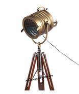Nautical Handmade Floor Lamp With Stand Modern Searchlight Lamp Hallway ... - $157.06