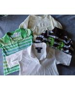 Boys Mixed lot of 4 shirts Size 3/4T and 12 months - £3.92 GBP