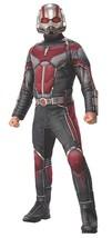Ant-Man Avengers Endgame Marvel Fancy Dress Up Halloween Deluxe Adult Co... - $68.48