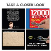 "Prank Pack""12,000 Piece Puzzle"" - Wrap Your Real Gift in a Funny Joke Gift Box - image 7"