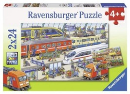 Ravensburger 09191 - Trubel am Bahnhof  - $13.90