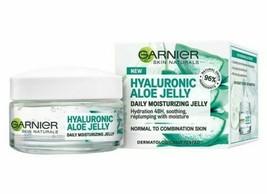 Garnier Hyaluronic Aloe Jelly Daily Moisturizing Gel Hydration Skin 48h 50 ml - $12.86
