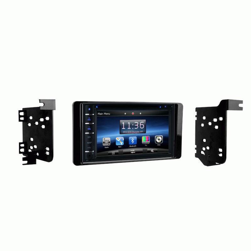 Touchscreen Radio GPS Navigation DVD  Bluetooth for Mitsubishi Outlander 2014+