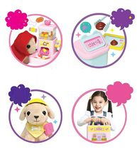 Sarah's Cute Puppy Pet Dog Cookie Caring Roleplay Bag Dollhouse Toy Playset image 7