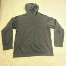 Nike Long Sleeve Sweatshirt Therma-Fit Men's Size Large Gray  - $28.59