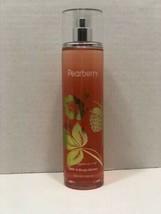 *NEW* Pearberry 8 oz Fine Fragrance Mist Bath & Body Works - $13.86
