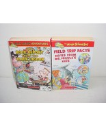 Lot of 14 The Magic School Bus & Black Lagoon Adventures Home School Chi... - $27.62