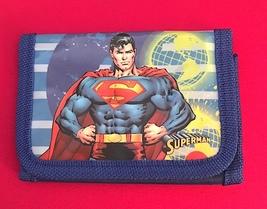 Cool Superman Children's Wallet— Boy's Gift   - $7.00