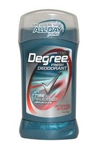 Degree Deod Intense Sport Size 3z Degree Intense Sport Deodorant - $9.24