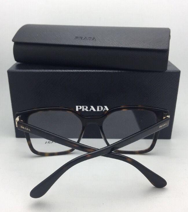 f3fb1206ff9 New PRADA Eyeglasses VPR 05T 7SO-1O1 52-18 and 50 similar items