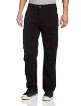 Levi's Strauss Men's Original Relaxed Fit Cargo I Pants Black 124620011 image 1