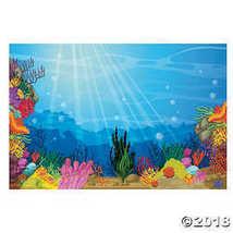 Fun Express Under The Sea Backdrop Banner  - $24.99