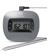 Cappec Kitchen Thermometer with Sound Alert for... - $27.81 CAD