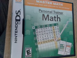 Nintendo DS Personal Trainer: Math image 1