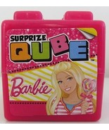 Barbie CUBE plastic Surprise egg/ cube with toy and candy -1 egg -  - $3.95