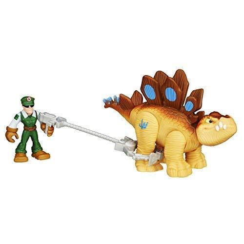 Playskool Heroes Jurassic World Tracker Stegosaurus Figure - $9.85