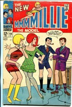 Millie The Model #156 1967-Marvel-classic cover-Chili appears-VG - $37.83