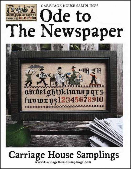 Ode to the newspaper 2